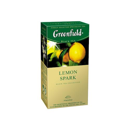 чай гринфилд ягодный