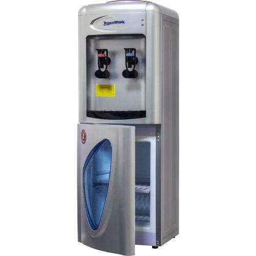 Aqua Work 0.7-LDR со шкафчиком (серый)